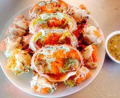 Bento Recipes, Thai Recipes, Dessert Recipes, Desserts, Veggie Rolls, Modern Food, Thai Street Food, Cafe Food, Seafood