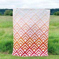 Modern Quilt Patterns, Print Patterns, Sewing Patterns, Quilt Modern, Simple Quilt Pattern, Twin Quilt Pattern, Amish Quilt Patterns, Traditional Quilt Patterns, Modern Quilting Designs