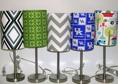 Limited Quantity Small lamp and drum shade in by elladeandesign, $25.00