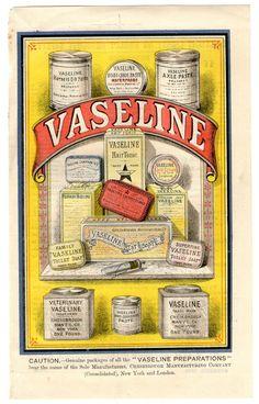 Un MITO dagli innumerevoli utilizzi nel settore della bellezza femminile. 1885
