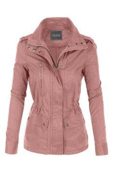 Military Style Jackets, Military Jacket, Safari Jacket, Vest Outfits, Anorak Jacket, Spring Jackets, Military Fashion, Military Inspired Fashion, Utility Jacket