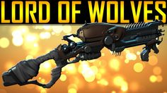 Destiny - Lord Of Wolves Exotic Shotgun!