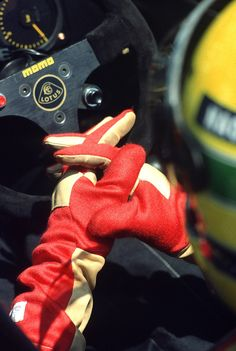 A S   No Frills. Just Pure Talent.  RIP Ayrton