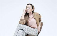 Download wallpapers Tinashe, American singer, 4k, portrait, young stars, Tinashe Jorgensen Kachingwe