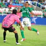 Brayan Perea vuelve a concentración con Deportivo Cali para partido ante Chicó