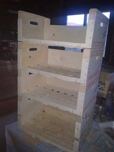 Imagen 2 Diy Furniture, Bookcase, Diy Crafts, Shelves, Organization, House, Garden, Home Decor, Shoes Organizer