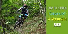 Basic tips of changing gears on a mountain bike written by bike experts!