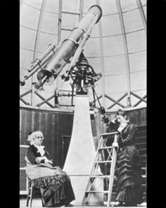 How a Victorian Astronomer Fought the Gender Pay Gap, and Won ...