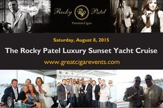 Cigar Websites - Cigar Events - Cigar Industry News Yacht Cruises, Premium Cigars, Events, Luxury