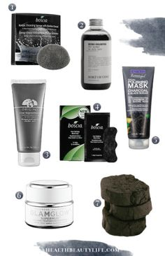 Activated Charcoal Skincare: The best products for getting glow-y, crystal clear skin