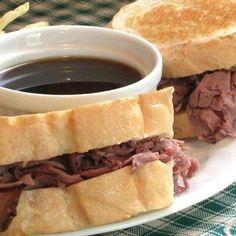 Easy French Dip Sandwiches Photos - Allrecipes.com