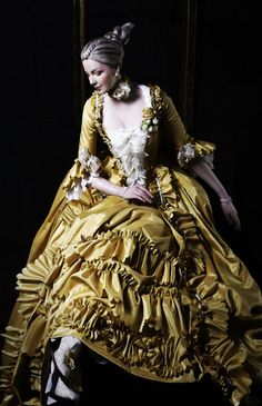 Mid 18th Century Gown