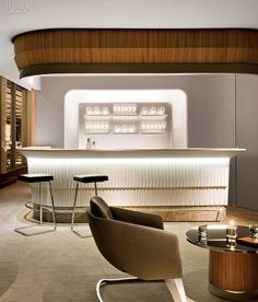 Rise and Shine: Bayerischer Hof's Breakfast Room by Jouin Manku   Projects   Interior Design