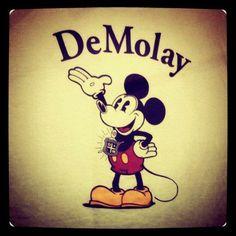 Walt was a DeMolay.