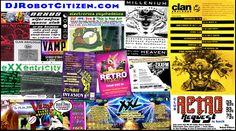 DJ Robot J Citizen Sydney Melbourne Canberra Brisbane Wollongong Newcastle Australia Dark Alternative Electro Industrial Power Noise Aggrotech Electronic Dance Music EDM Top Best Night Club Nights DJs Music Clubs Musician Canberran Australian