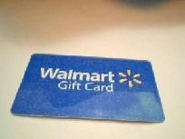 Walmart gift card $35.00 GIFT CARD Plus free Votive Candle and Holder BLUEBERRY DELIGHT FREE SHIPPNG