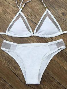 ed2bc1eaa86b3e Heathered Front Tied Bikini Set – Ncocon Fashion Fashion