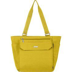 baggallini Village Tote Kiwi - baggallini Fabric Handbags
