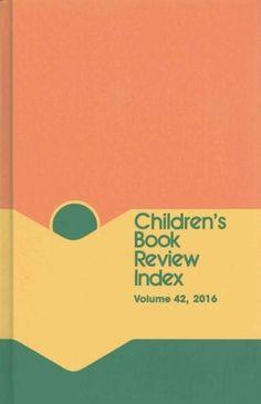 Children's Book Review Index 2016