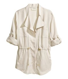 H&M Conscious Collection Parka