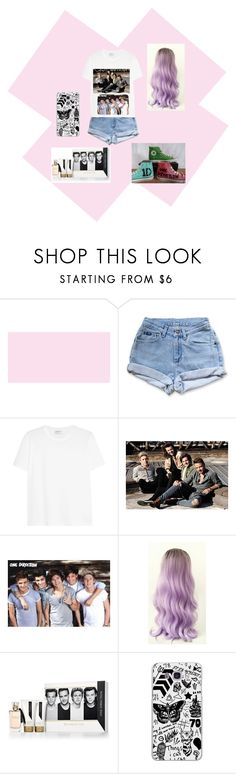 """7 years of One Direction"" by augustina0501 ❤ liked on Polyvore featuring Levi's, Yves Saint Laurent, Converse and Samsung"