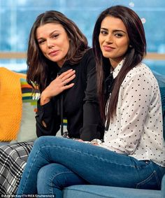 Corries Bhavna and Faye worried about lesbian storyline Bhavna Limbachia andFaye Brookes have admitted they were worried about their reaction to Coronation Streets lesbian storyline. Appearing on Tuesdays episode of This Morning the two soap-stars candidly discussed their characters new romance which sees Muslim character Rana Nazir (Bhavna) cheat on her husbandwithKate Connor (Faye) We were worried about the reaction and that people werent going to accept the idea about this new…