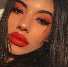 Love these helpful natural makeup ideas ad# 5657 - Natural Makeup Tutorial Cute Makeup, Glam Makeup, Pretty Makeup, Skin Makeup, Makeup Inspo, Makeup Art, Makeup Inspiration, Makeup Ideas, Eyeliner Makeup