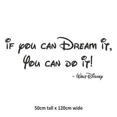 walt disney if you can dream it - Google Search