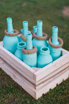 Ring toss wedding game as seen on @offbeatbride #wedding #glassclinking