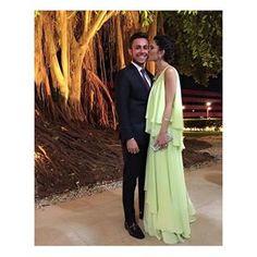 Brasília - Brazil Michelle Nicolai veste @priscillafranca  #PriscillaFrança #wedding
