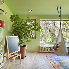 Inspirace dětský pokoj - Dětský pokoj | Biano Hanging Chair, Furniture, Design, Home Decor, Yurts, Projects To Try, Homemade Home Decor, Hammock Chair, Hanging Chair Stand