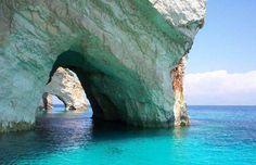 Blue Caves Zakynthos Island, Grecia