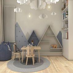 Playroom Ideas For Toddlers Boys ` Playroom Ideas Toddler Rooms, Baby Boy Rooms, Toddler Bed, Baby Room Decor, Nursery Room, Childrens Kitchens, Kids Room Design, Kids Bedroom Designs, Nursery Design