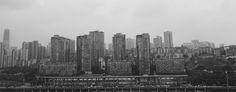 Chongqing Landscape, Photographed by Monique Chua