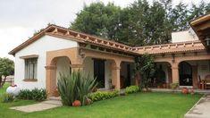 Hacienda Style Homes, Spanish Style Homes, Spanish House, Spanish Revival, Spanish Colonial, My House Plans, Modern House Plans, Small House Plans, Home Building Design