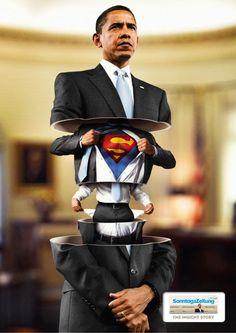 US Election Campaign, Obama #Publicidad