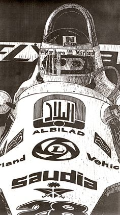 Carlos Reutemann , Williams FW07