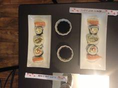 Sushi romance