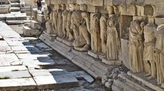 The Theatre of Dionysus, South Slope of the Acropolis, Athens