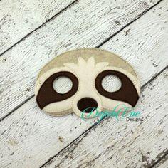 sloth mask