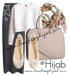 Hashtag Hijab Outfit #254 by hijabhaul on Polyvore featuring polyvore, fashion, style, H&M, clothing and hijab
