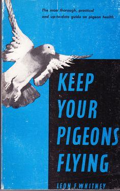 Arthur Clarke sells pigeon magazines and books.
