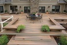 Image result for decks without railings
