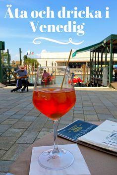 Tips om hur du äter och dricker gott i Venedig.