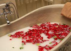 Natural Detox Bath.