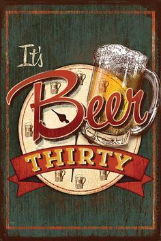 It's Beer Thirty (Mollie B)