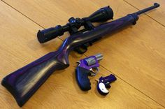 Purple Ruger 10/22!