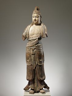 Bodhisattva | China | Northern Song (960–1127)–Jin (1115–1234) dynasty | The Met