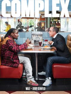COMPLEX: Wale and Jerry Seinfeld
