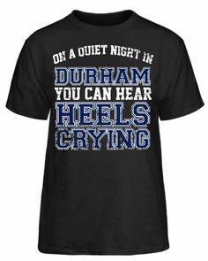 Duke Duke Unc, Duke Shirts, Grayson Allen, Duke Blue Devils, Duke University, Duke Basketball, Shirt Designs, Cameron Crazies, Mens Tops